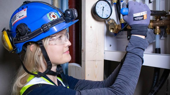 Caverion Haugesund er i vekst og søker deg med kompetanse som servicetekniker innen rør/rørlegger