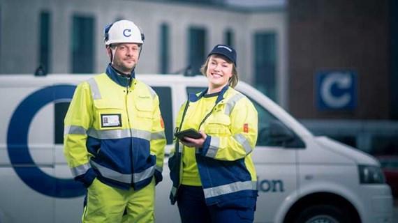 Caverion Haugesund service har økende etterspørsel og trenger flere serviceteknikere  innen elektro